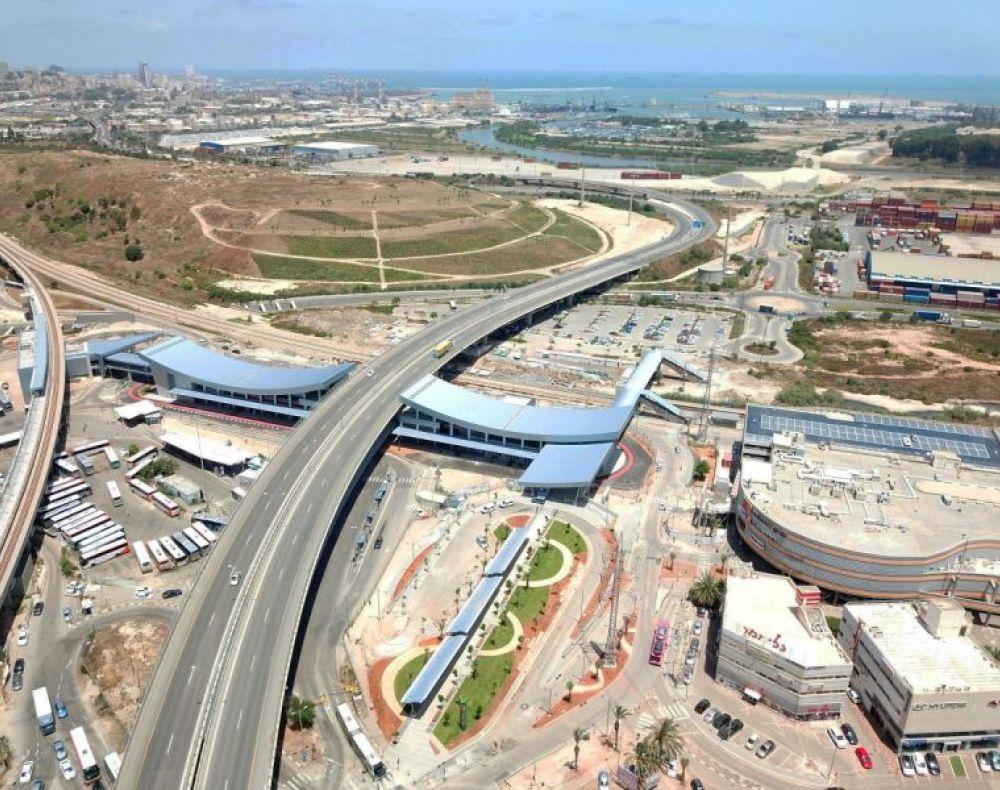 מרכז תחבורה לב המפרץ